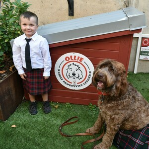 Fundraising Page: Ollie &  Eli